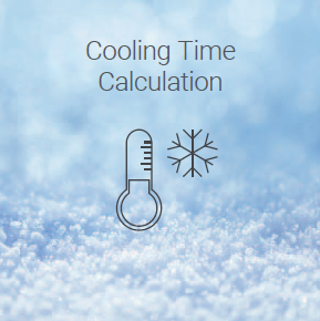 Cooling time calcualtion